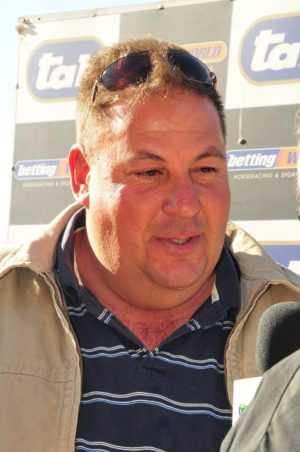 Clinton Binda - Horse Racing Trainer