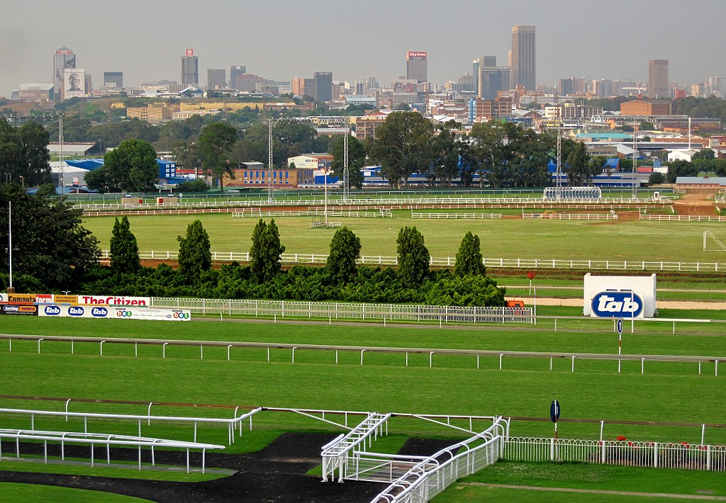 Turffontein Racecourse - Horse Racing - South Africa