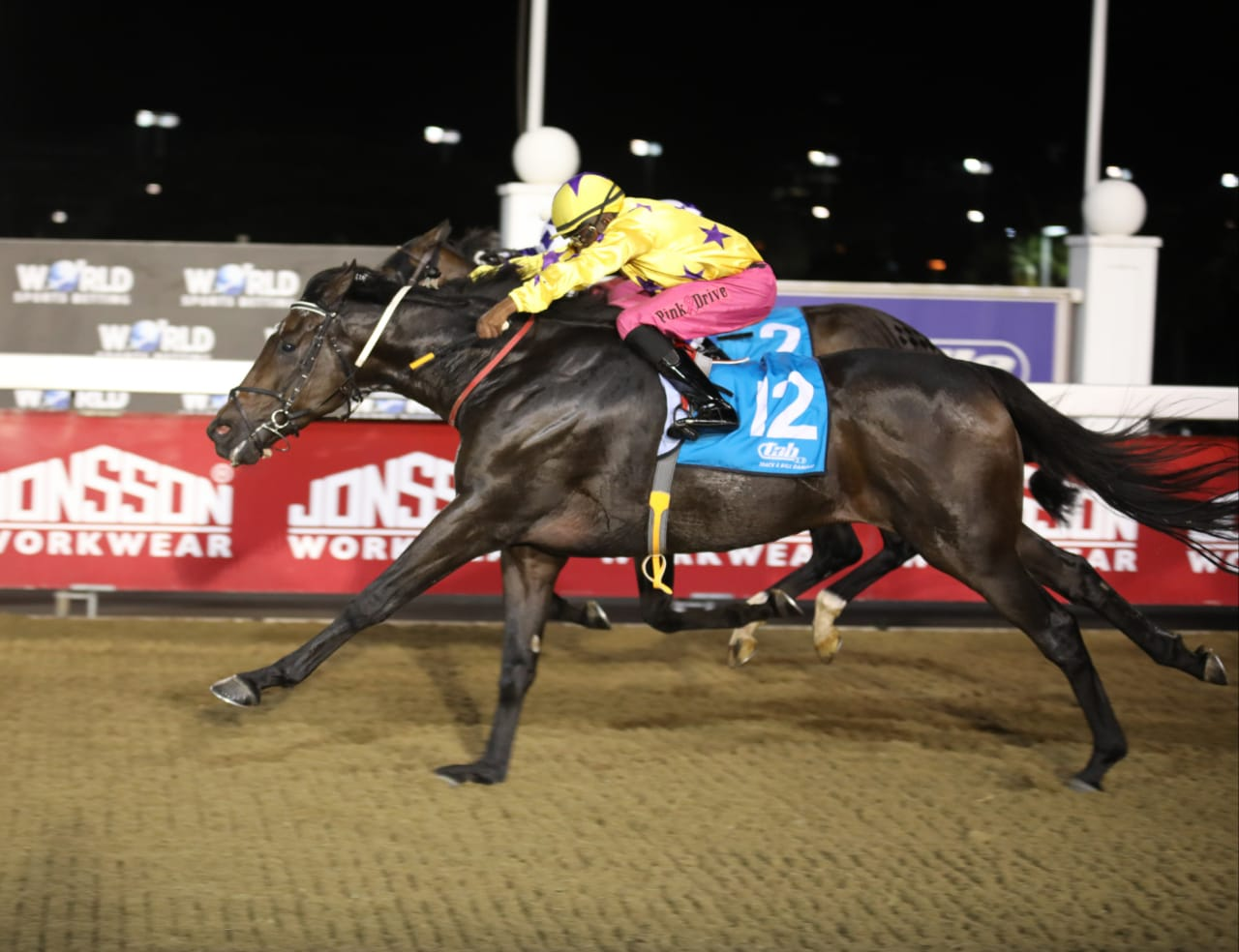 LAUREN OF ROCHELLE winning at Hollywoodbets Greyville - March 29th, 2019